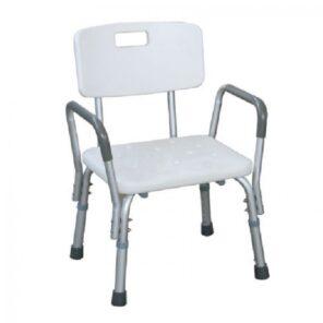 เก้าอี้อาบน้ำรุ่นมีพนักพิง