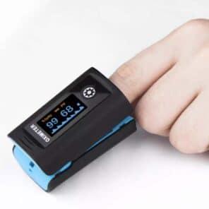 creative medical เเครื่องวัดออกซิเจนปลายนิ้ว